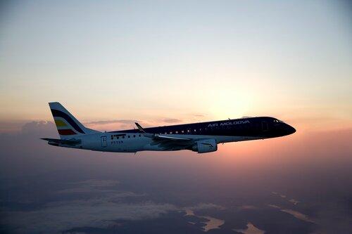 У AirMoldova появился национальный конкурент low cost