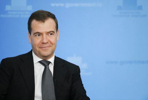 Пресс-служба Медведева опровергла информацию о его даче