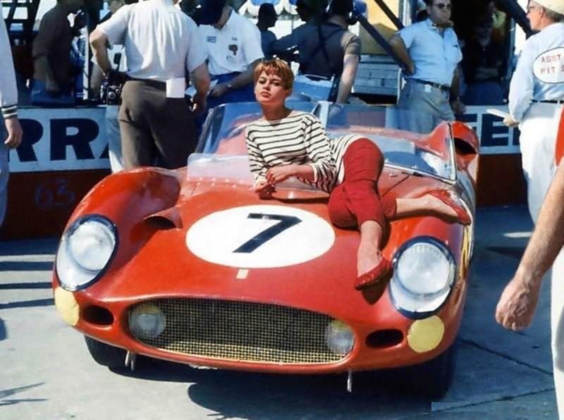 Бриджит Бардо, 1960 год.jpg