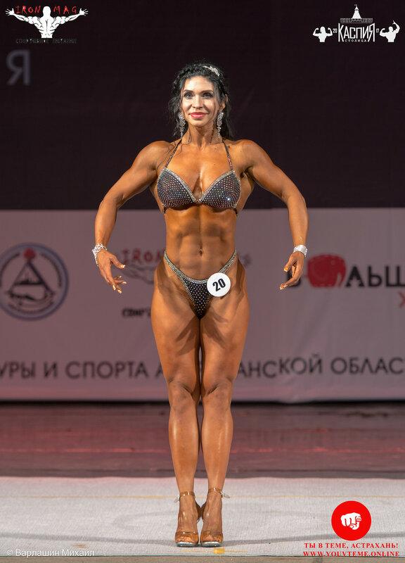 Кубок «Столица Каспия» по бодибилдингу 2017: Бодифитнес