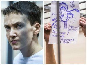 Суд РФ не дал Надежды Савченко произнести последнее слово