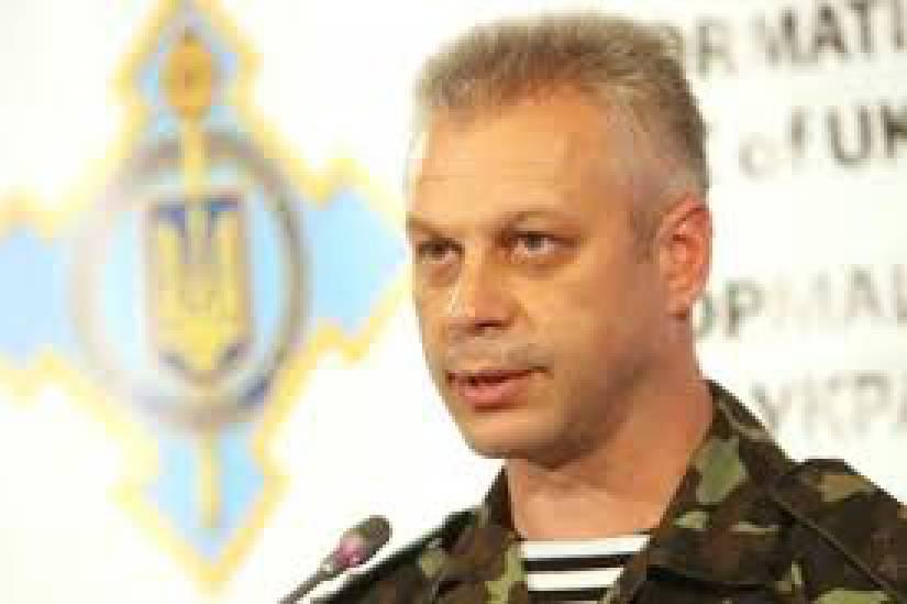 За минувшие сутки погибших нет. Ранены 6 украинских воинов, - спикер АТО