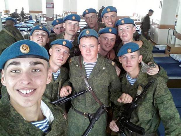 Мечтательные скрепи: В российском Пскове отрабатывали взятие в плен солдат НАТО
