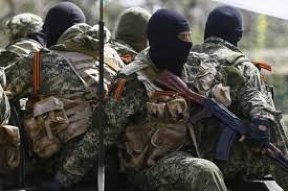 Боевики обстреляли украинских воинов из вооружения БМП под Новозвановкой, - пресс-центр штаба АТО