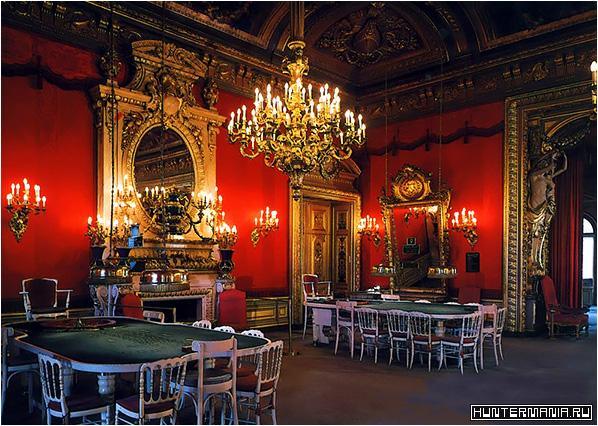 Baden Baden Casino. Любимое казино знаменитостей с 1821 года