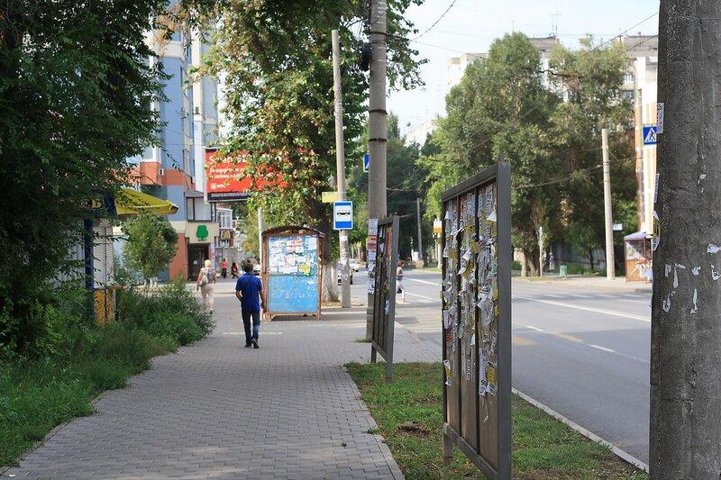 ул. Коммунистическая, Буянова и старый город 006.JPG