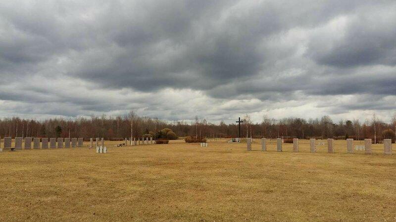 Сологубовка. Самое большое немецкое военное кладбище в России