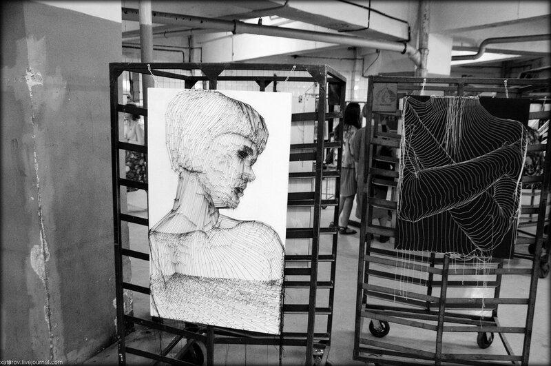 6-Й ФЕСТИВАЛЬ МОЛОДОГО ИСКУССТВА ART.WHO.ART. на Хлебозаводе (Август 2016 года)