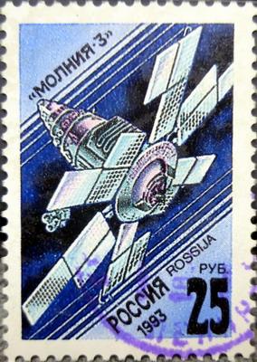 1993 спутник молния-3 25