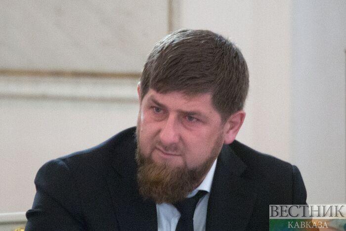 Чечня сказала сирийцам неменее 10 тонн продовольствия