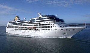 Круизный лайнер Adonia доставляет туристов из США на Кубу