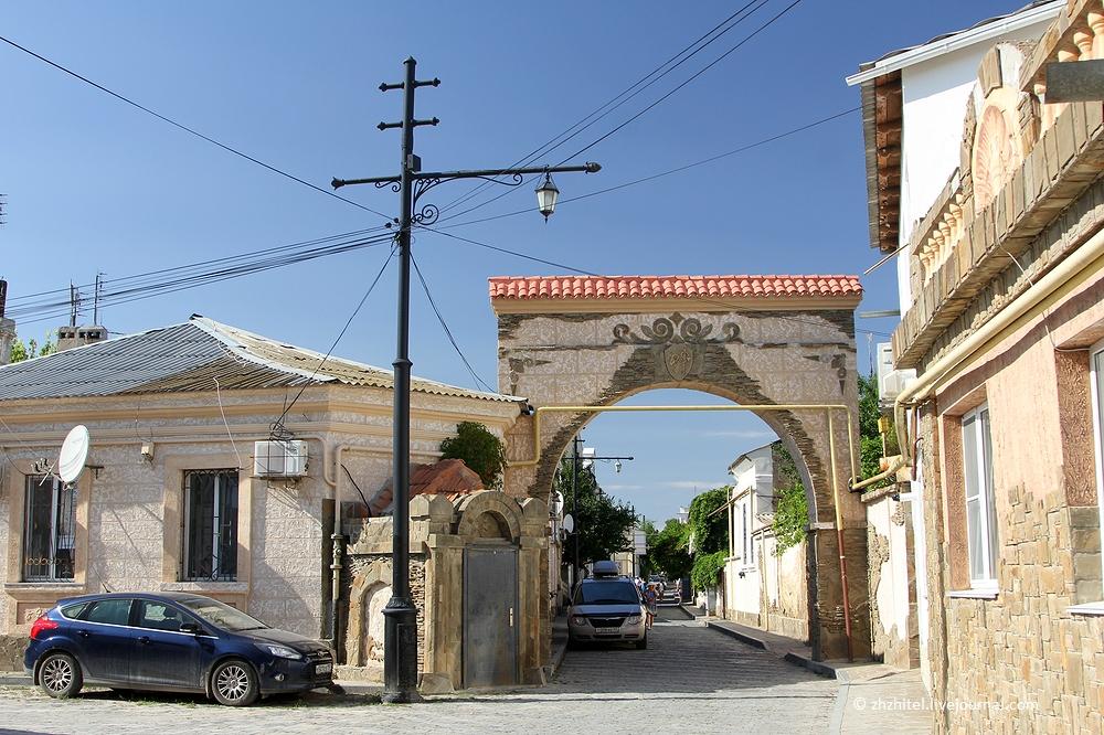 Старый Город. Евпатория