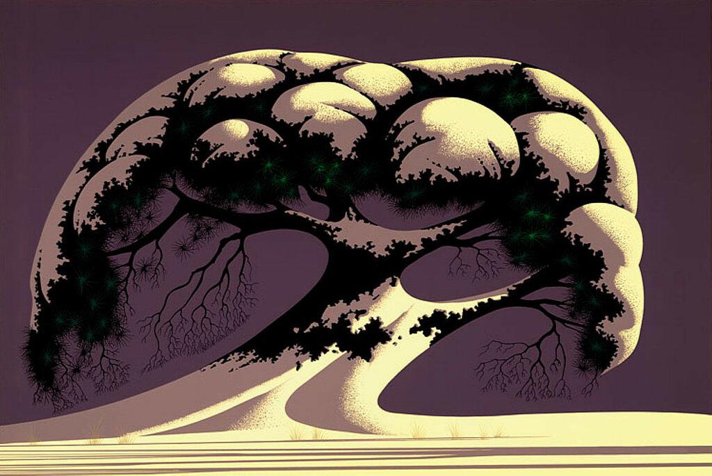 Snow Tree, 1995.jpg