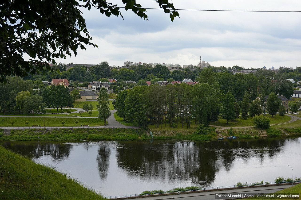 Лето в Гродно
