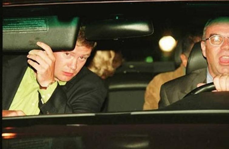 Последние секунды жизни принцессы Дианы на шокирующих фотографиях, сделанных 31 августа 1997 года па