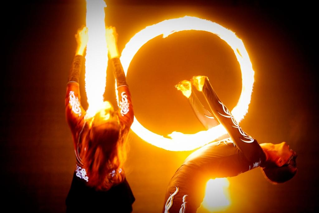 Укрощение огня (13 фото)