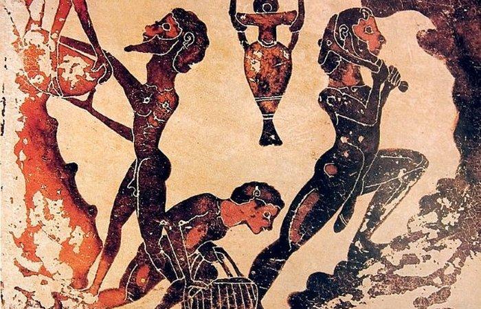 Принудительные татуировки в Древней Греции. Древняя Греция В Древней Греции принудительными татуиров
