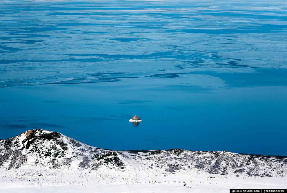 27. Посёлок Палана расположен на берегу одноимённой реки на западном побережье Камчатки. Отсюда