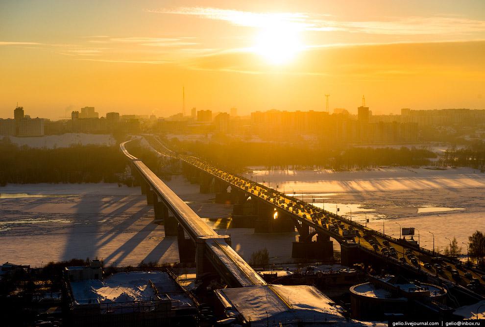 29. Октябрьский мост.