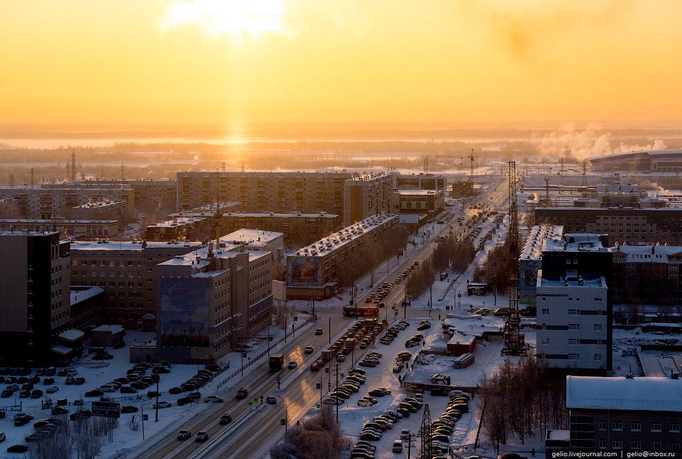 35. Сургут стабильно занимает третье место (после Москвы и Петербурга) в рейтинге 250 крупнейши