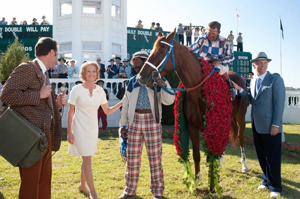 Секретариат – один из самых известных скакунов, ставший легендой конного спорта Америки. В 1973 году