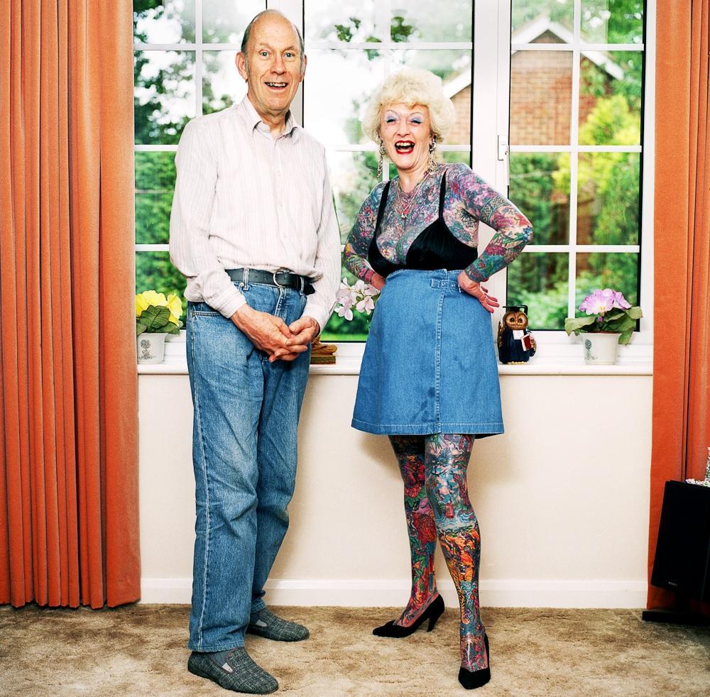 5. Изабель Варли. «Первую татуировку сделала в 18 лет, с тех пор они только добавляются. А еще мне н
