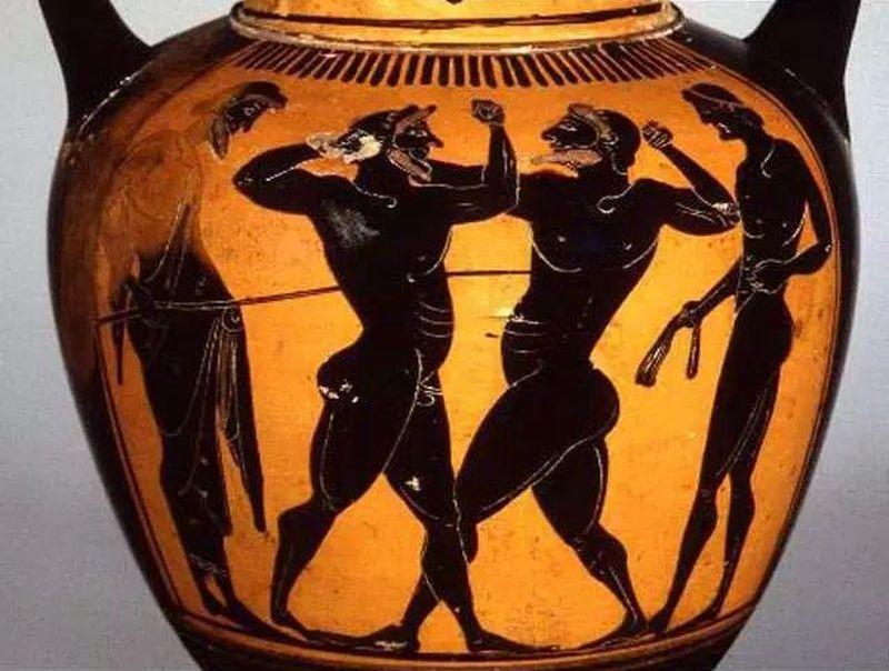5. Пифагор был боксером Стереотип спортсмена, который не может связать двух слов, не всегда верен. К