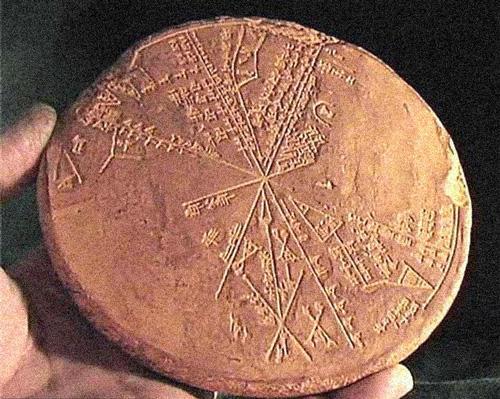 10. Камни Дропа Эти каменные диски шириной в 30 сантиметров и с отверстиями в центре в форме двойных