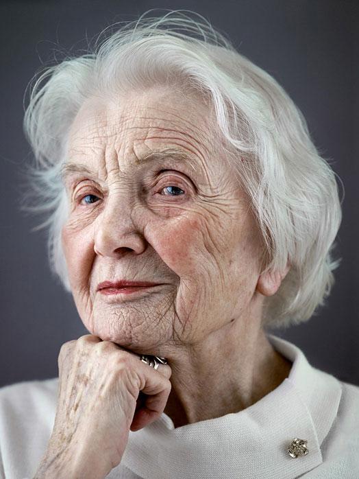 1. Эрика Элитц, дата рождения: 4 мая 1910 года.