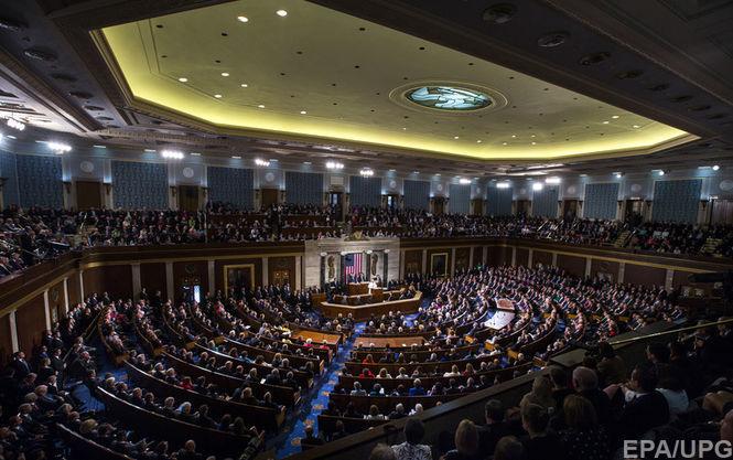 ВСША появился законодательный проект вподдержку государства Украины
