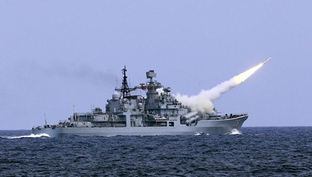 КНР увеличит численность морской пехоты в 4 раза