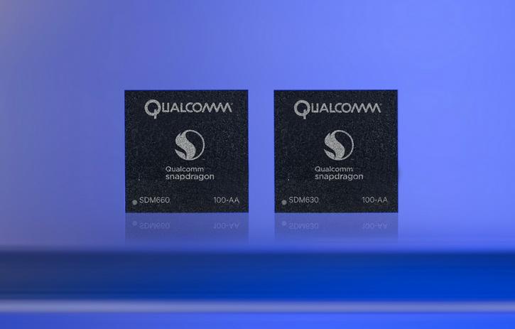 Qualcomm представила 14-нм платформы Snapdragon 660 и630