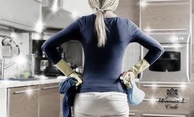 Удаляем кухонный жир