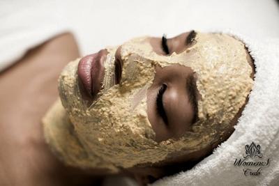 Эффективная маска для увядающей кожи