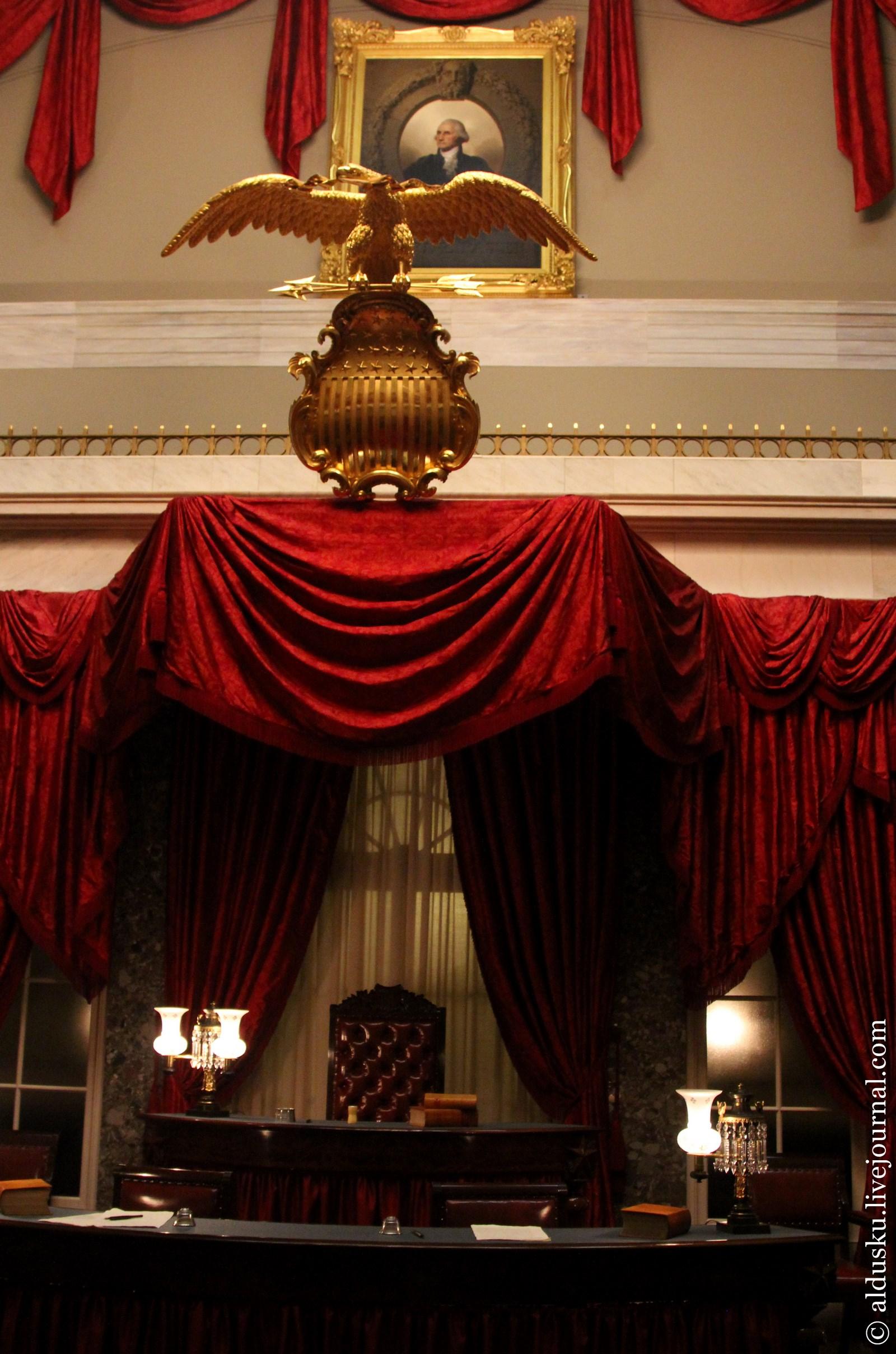 Старая Палата Сената