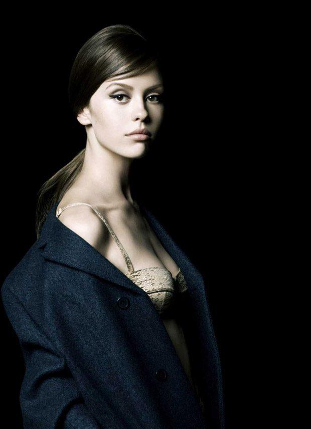 Prada La Femme & L'Homme Fragrance 2016 Campaign by Steven Meisel