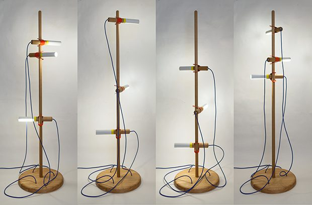 What was your most recent design? I'm developing a new lamp a bit inspired by Samurai swords and som