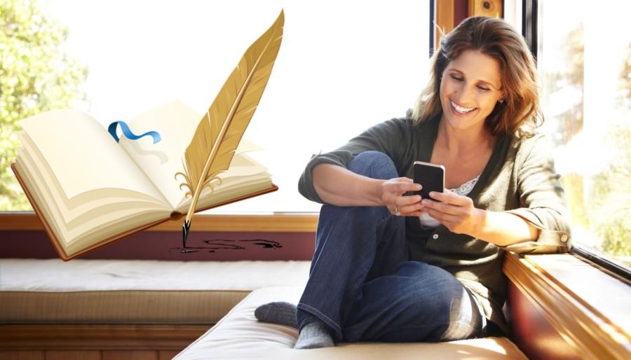 Cool Reader читает все форматы книг для самртфонов и планшетов
