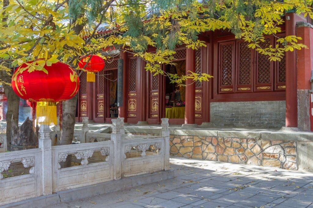 монастырь Сянцзе, Бадачу