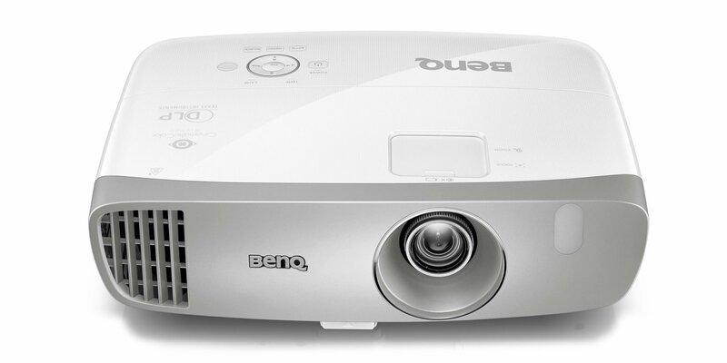 benq, BenQ W1110 Full HD 3D, Беспроводной проектор для дома