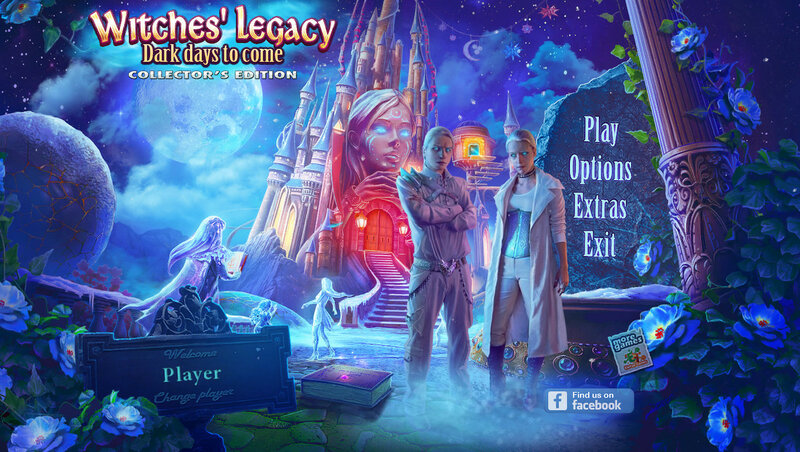 Witches Legacy 8: Dark Days to Come CE