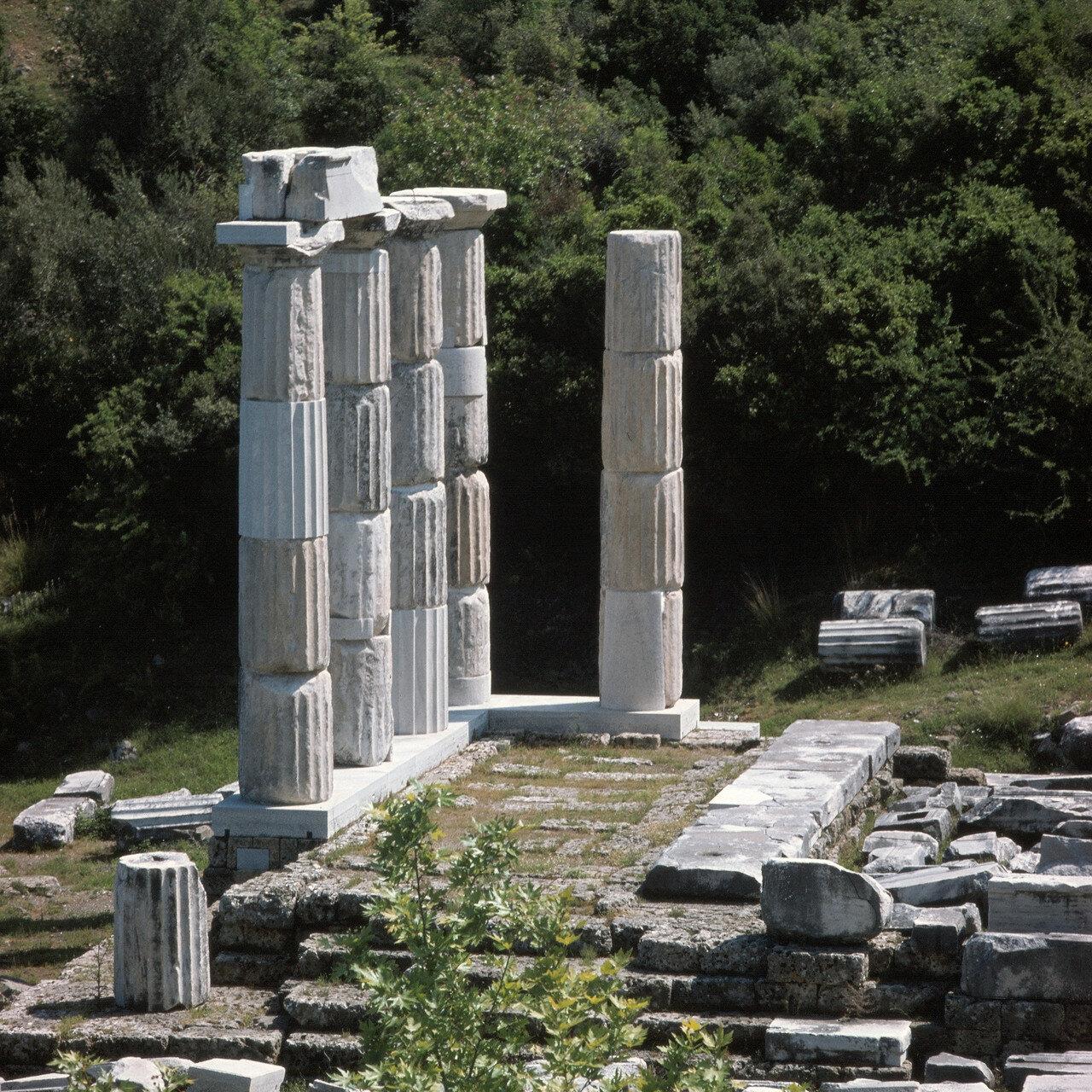 Самофракия. «Святилище великих богов». Арсинойон