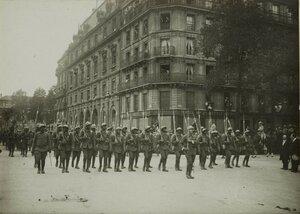 Войска возле мэрии