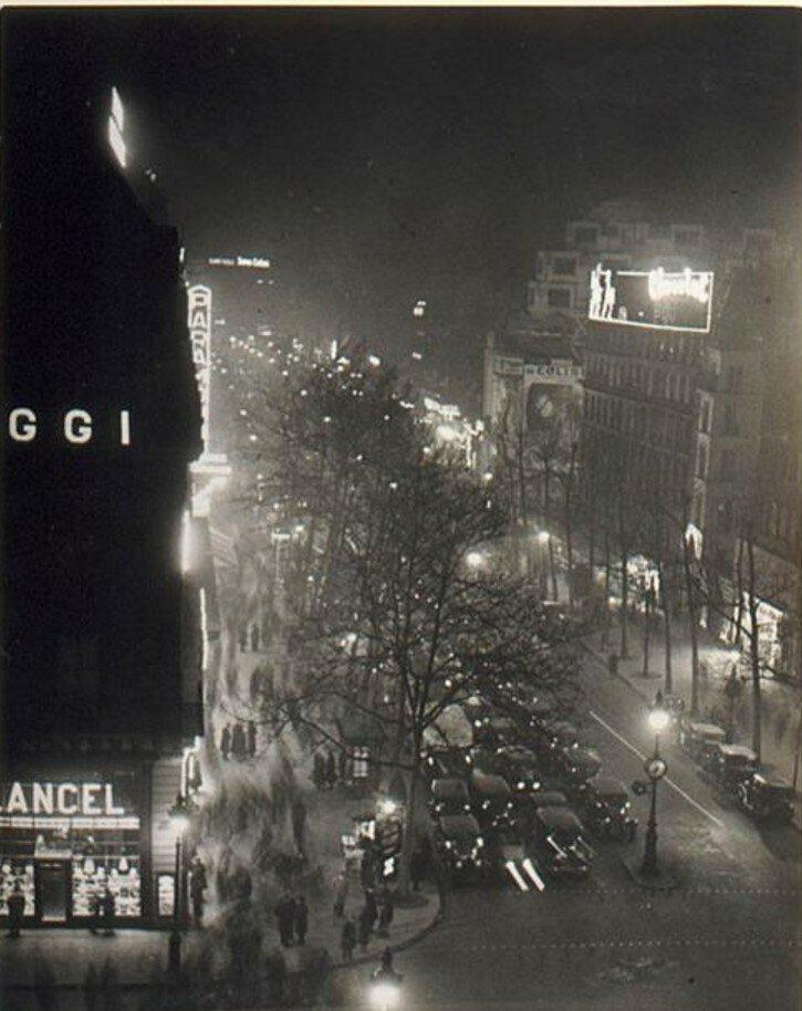 1932. Итальянский бульвар