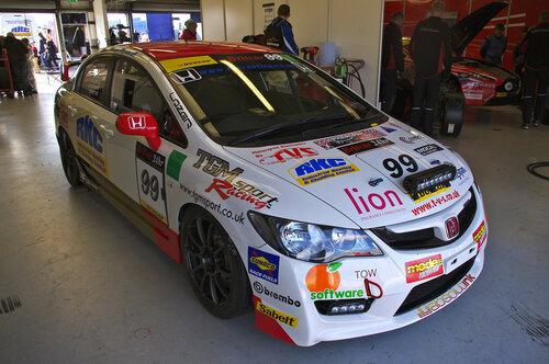 «Хонда» сообщила о разработке нового гоночного двигателя