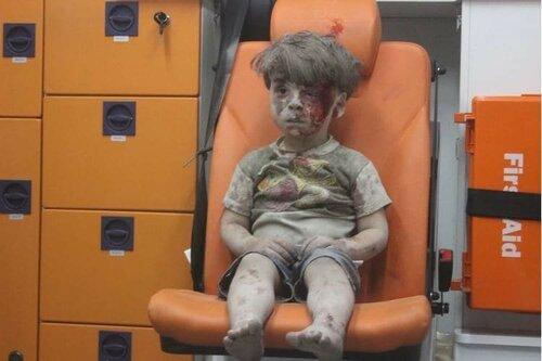 6-летний ребенок изСША захотел приютить сверстника изСирии