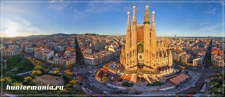 Что нужно сделать, оказавшись в Испании?