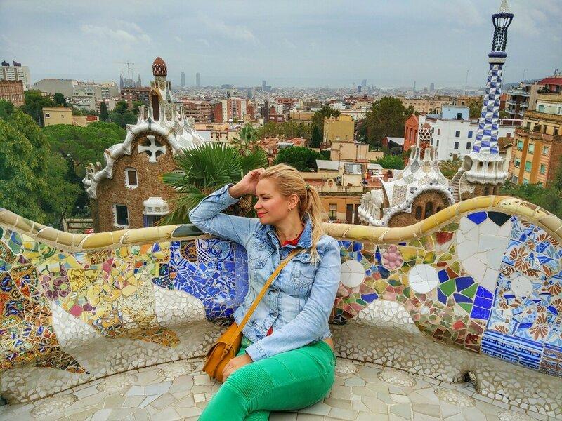 Испания- Барселона, Мадрид, Валенсия, Гранада