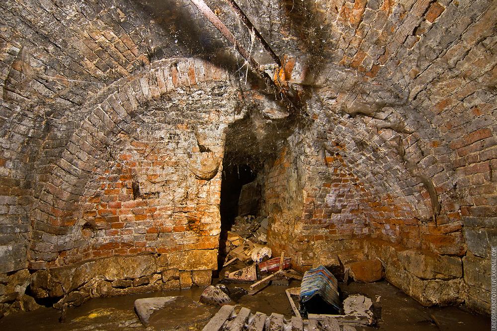 Сводчатый подвал