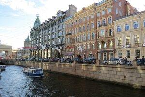Достопримечательности Санкт-Петербурга: канал Грибоедова